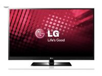 """50"""" LG slim plasma 3D TV,Freeview,Delivery available"""