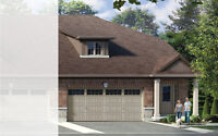 FREEHOLD BUNGALOW & CONDO TOWNHOUSES IN ANCASTER-REGISTER NOW!