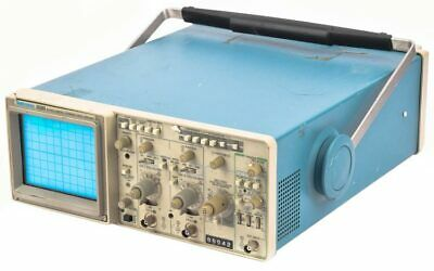 Tektronix 2220 Dual-channel 60mhz Bandwidth Digital Storage Oscilloscope
