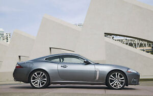 2007-2009 Jaguar XKR Coupe (2 door)