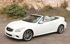 Looking for Infiniti G37 Convertible with manual transmission