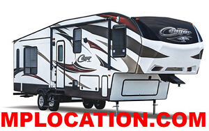 Location Roulotte ou Fifth wheel Floride