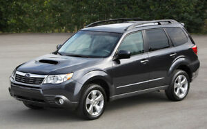 2010 Subaru Forester XT Limited SUV, Crossover