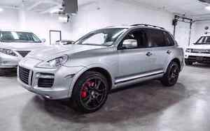 MINT CONDITION 2008 CAYENNE TURBO