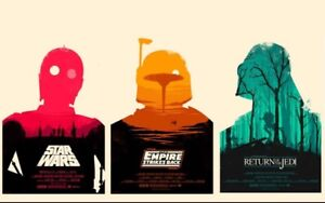 RETRO Star Wars canvases