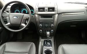 2011 Red Ford Fusion Sport AWD