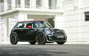 Looking for 2013 Mini Cooper John Cooper Works PARTS (JCW)