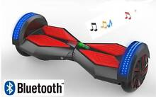 """Segway Hoverboard with 8"""" wheels Bluetooth Speakers, L.E.D Lights Southern River Gosnells Area Preview"""