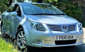 image for 2010 Toyota Avensis 1.8 V-matic TR 4dr CVT Auto SALOON Petrol Automatic