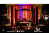 Mehndi Stage Hire Wedding Stage Hire Marquee Stage Hire
