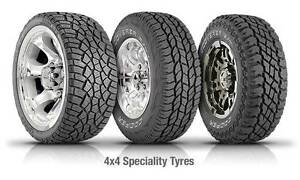 CHEAP TYRES FOR YOUR 4WD!? 100% Mobile fitting & balancing! Mount Gravatt Brisbane South East Preview
