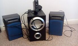 Sony SRSD211.CEK 2.1 35W PC Speakers