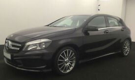 MERCEDES-BENZ A180 CDI SPORT AMG LINE A200 A220 1.8 2.1 KNIGHT FROM £67 PER WEEK