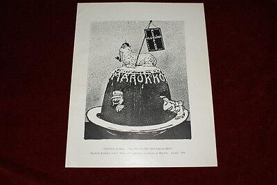 Penetration pacifique-E.Willke Karikatur 1908