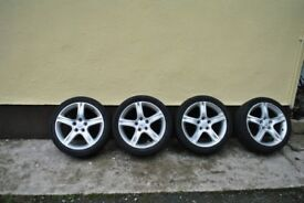 "17"" Lexus IS200 5 Spoke Sport Alloys 5x114.3"