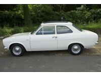 FORD ESCORT MK1 WANTED ALL MODELS IN ANY CONDITION *** TOP PRICES PAID ***