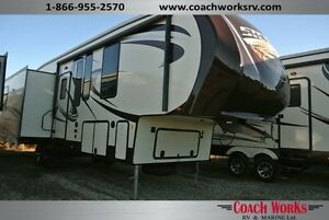 2015 Sierra 34CK Fifth Wheel