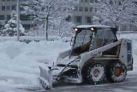 Snow Removal & Salting Services