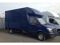 CHEAP MAN AND VAN HIRE URGENT HOUSE PIANO MOVERS NATIONWIDE MOVING SERVICE FURNITURE REMOVALS WALES