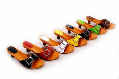 FLip-Flops/Slip Wooden Sole Best Colours All Sizes (Best Leather Flip Flops)