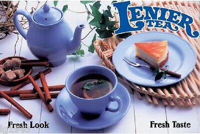 Lenier's Nutty Amaretto Flavored China  Black Leaf Tea 4oz -