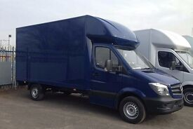 24/7 best removal services man with big luton van hire nationwide movers motorbike recovery essex
