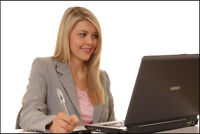 Receptionist Position Available!! $14/+HR + Benefits