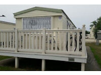 Pet friendly caravan situated on Nodes Point Holiday Park in Isle of Wight