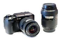 Olympus E-300 DSLR Kit With 2 Lenses