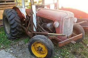 Farm Tractor for Parts - Massey Ferguson 35 FE