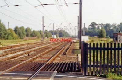 PHOTO  FLORISTON RAILWAY STATION CUMBRIA SITE 1991 CALEDONIAN RLY CARLISLE - GLA