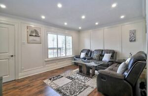 ***STUNNING & RENOVATED 3+2 BR DUPLEX IN AJAX FOR SALE!