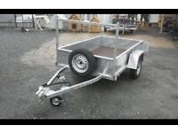 Wanted 6x4 car trailer
