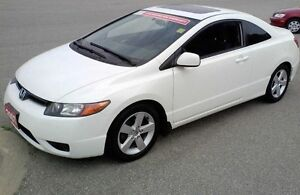 2007 Honda Civic LX Coupe (2 door) REDUCED