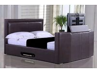 tv bed double brand new unwanted gift