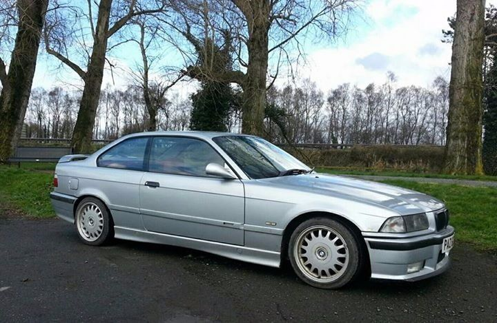 1997 Bmw E36 323i Manual Coupe M3 Sport Kitted In Coalisland