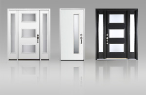 ENTRY DOORS, PATIO DOORS, WINDOWS, GLASS INSERTS- SPRING SALE!!!