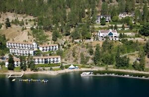Lake Okanagan Resort - visit Wine Country!