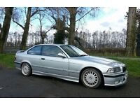 1997 BMW E36 323i manual M3 rep remapped only 114k