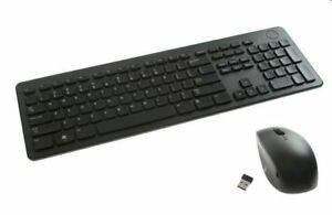 New Dell X3KRC FRENCH Wireless Keyboard & Mouse Kit