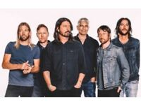 Foo fighters Manchester tickets
