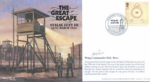 RAF-Signed-Cover-Stalag-Luft-WWII-RAF-signed-POW-Great-Escape-tunneler-AV600