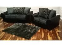 BRAND NEW DQF Reno Corner Sofa 3+2. ONLY £499!!!