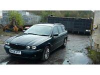 Jaguar x type awd estate