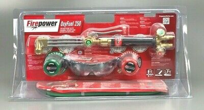 Firepower 0384-2572 Fpg250-510cs Oxyfuel Oxy-acetylene Outfit Torch