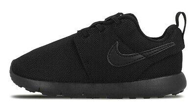 Nike Toddler Shoes (TD) Roshe One 'Triple Black' 749430 031
