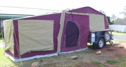 Sundowner Bushboy Camper Trailer Nyngan Bogan Area Preview