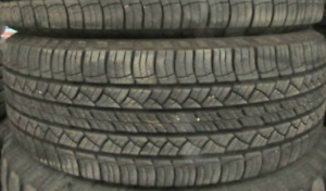 235/65/17 Passenger Tires at 90% tread 2 TIRES Michelin Latitude