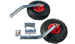 "LAUNCHING WHEELS with Quick Release 10"" for Boats! On SALE Now!"