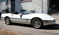 Old Fart wants to get rid of 89 corvette convertible